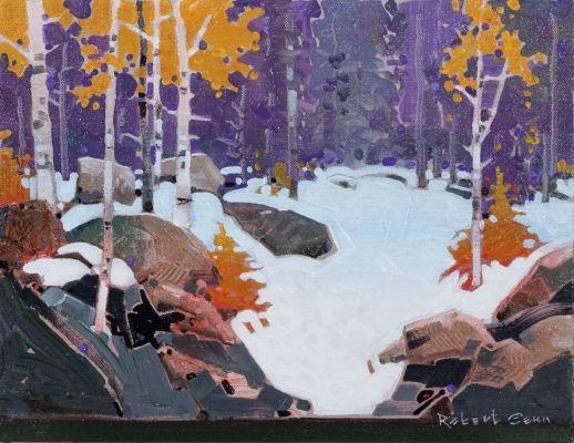 October LOTW II by Robert Genn