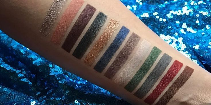 "The ""Harry Potter"" Eyeshadow Palette Has Finally Arrived and It's Magical AF - Cosmopolitan.com"