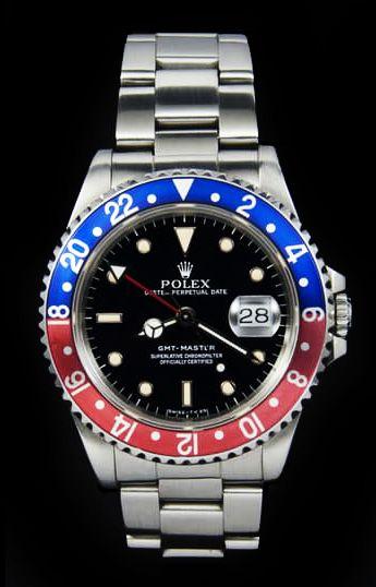 #Rolex #GMT_Master 116719BLRO With Pepsi Bezel! #swisswatchdealers