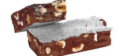 YourAbruzzo • Torrone tenero al cioccolato