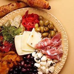 Antipasto Platter..we are friends!