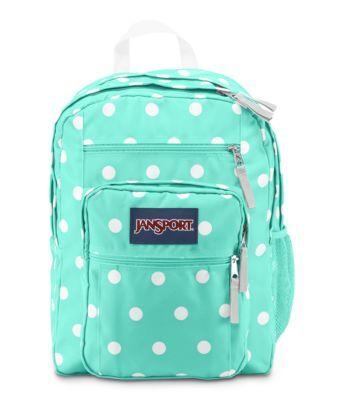 Es un mochilas. Me gusta la marca Jansport.