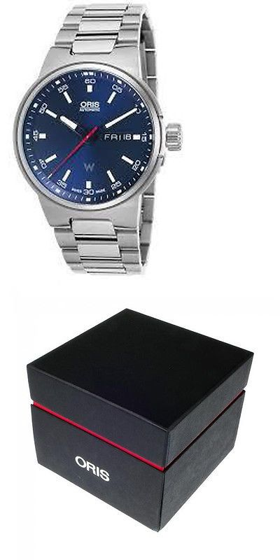 Other Wholesale Watches 51022: Oris 0173577164155-0782450 Mens Williams F1 Team Swiss Made Watch -> BUY IT NOW ONLY: $1023.0 on eBay!