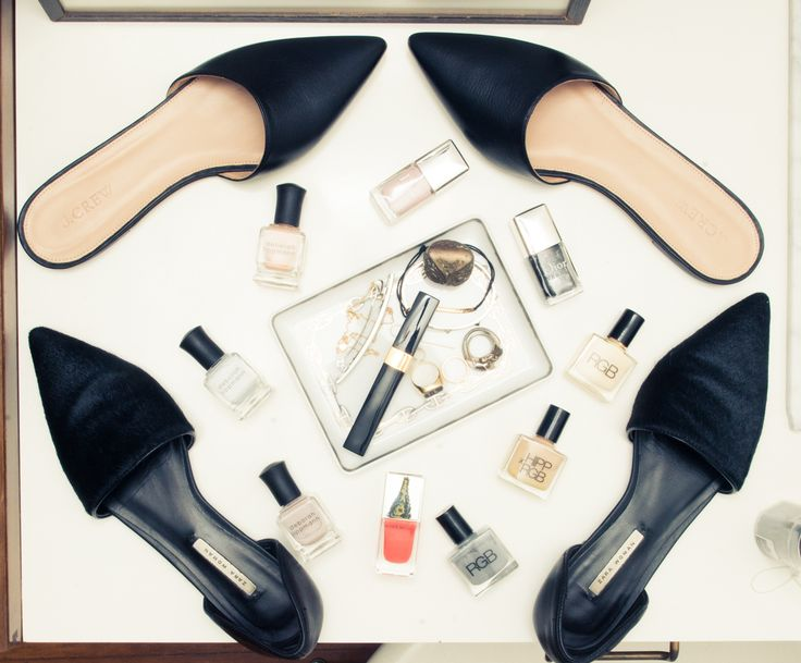 She's perfected that whole high-low shoe mix.  http://www.thecoveteur.com/annina-mislin-stylist/