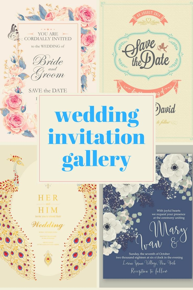 Excellent Wedding Invitation Cards Design Online For Your Own Great ...