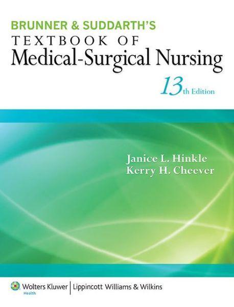 medical surgical nursing brunner and suddarth pdf