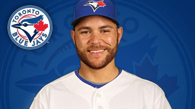 The difference maker directing the traffic behind the plate this year #russellmartin