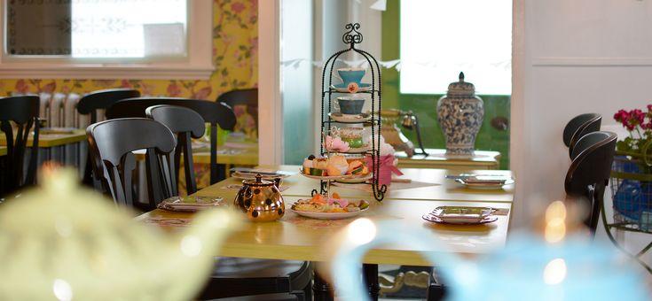 Abigail's Tea House  - St. George