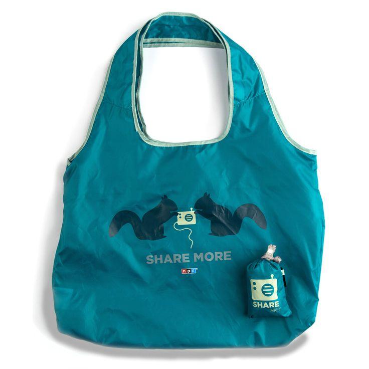 Share More Chico Bag – NPR Shop