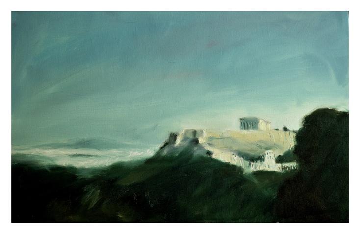 painting by costas dais