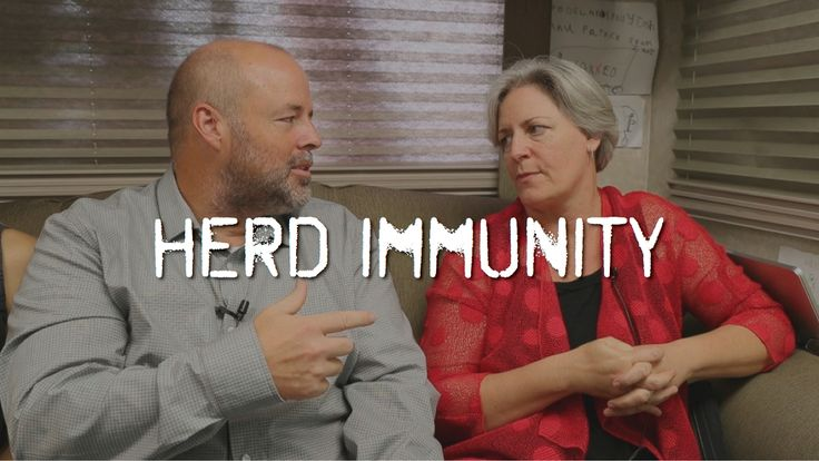 VaxXed Tour: Forrest and Dr. Suzanne on Herd Immunity
