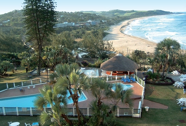 The Blue Marlin Hotel, Scottburgh, South Africa.  Favourite childhood holidays