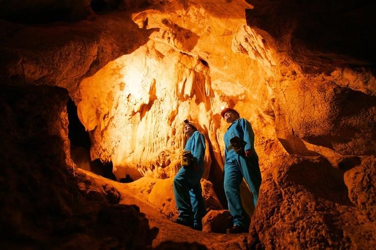 Capricorn Caves #caves #travel #queensland