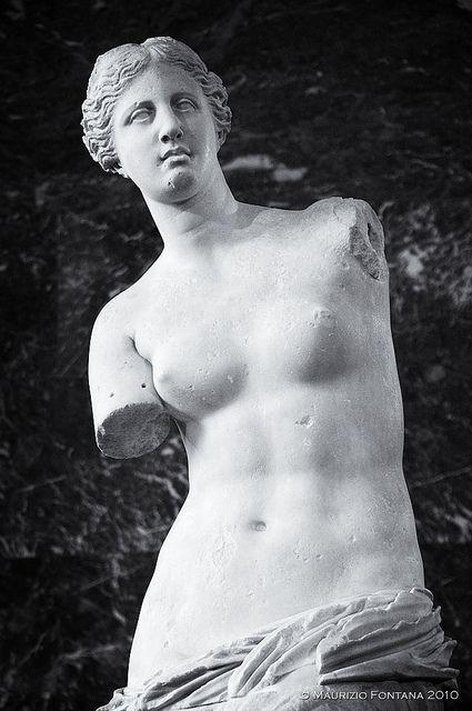Venere di Milo, Louvre, Paris