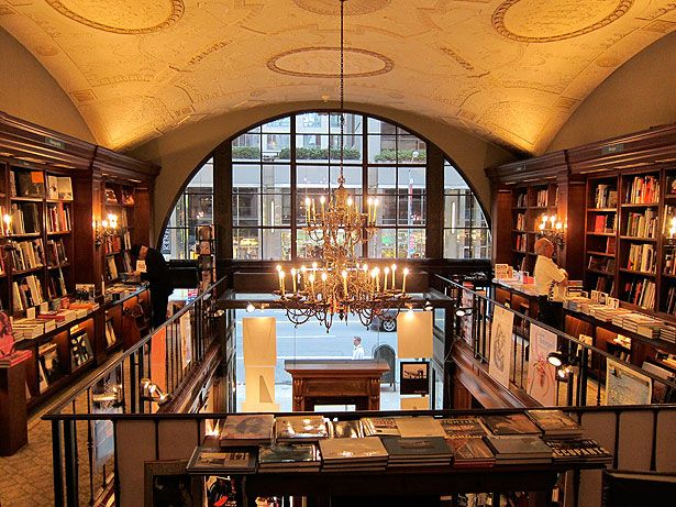 16 Bookstores You Have To See Before You Die | Rizzoli Bookstore in New York City, United States