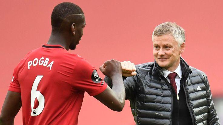 Paul Pogba: Manchester United Boss Ole Gunnar Solskjaer