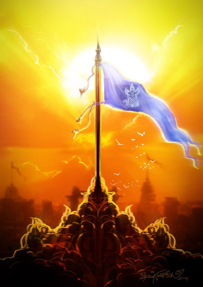 Mahabharatham, картины, Махабхарата, изображения Господа, Кришна, Лакшми..