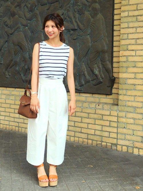 @甲子園  第9日 ⚾️💕 トップス:ZARA バッグ:母のおさがり