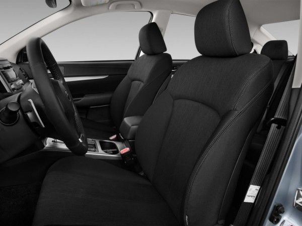 2013 Subaru Legacy Elegant Interior 600x450 2013 Subaru Legacy Review, Performance, Quality, Safety, Features, etc