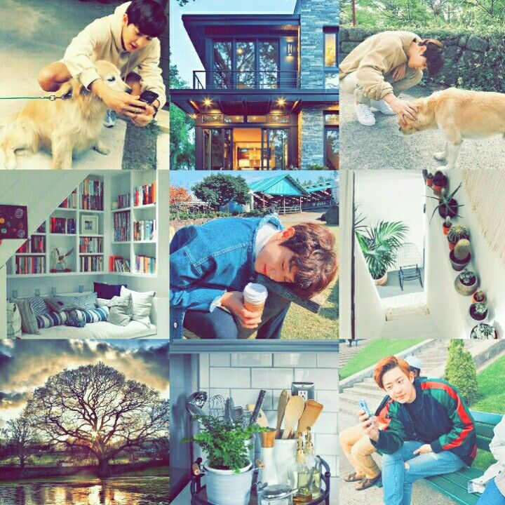 Park chanyeol exo aesthetic home hometown