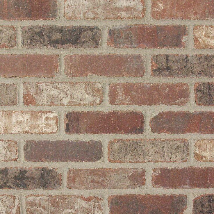 1000 ideas about thin brick on pinterest thin brick for 1 2 inch brick veneer