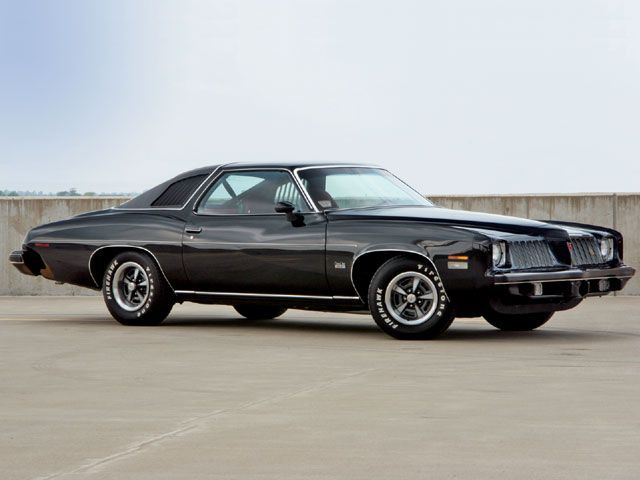 73 Pontiac Grand Am