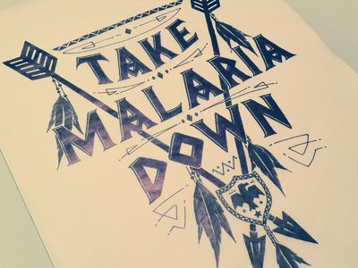 Take Malaria DownFonts Typography, Arrows, Graphics Tees, Graphics Resources, Design For Seven, Typography Design, Illustration Typography, Graphics Design, Shirts Design