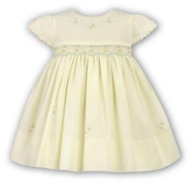 Vintage style baby dresses