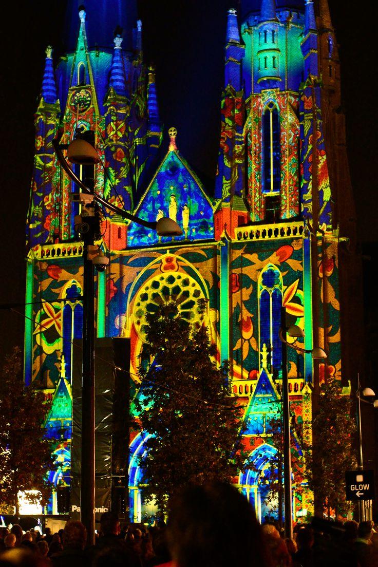 Glow 2014 Eindhoven (Catharinakerk)