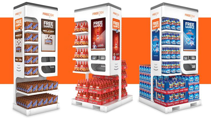 Point of Purchase Design | POP | POS | POSM | Retail Display | www.sharkskindesign.com