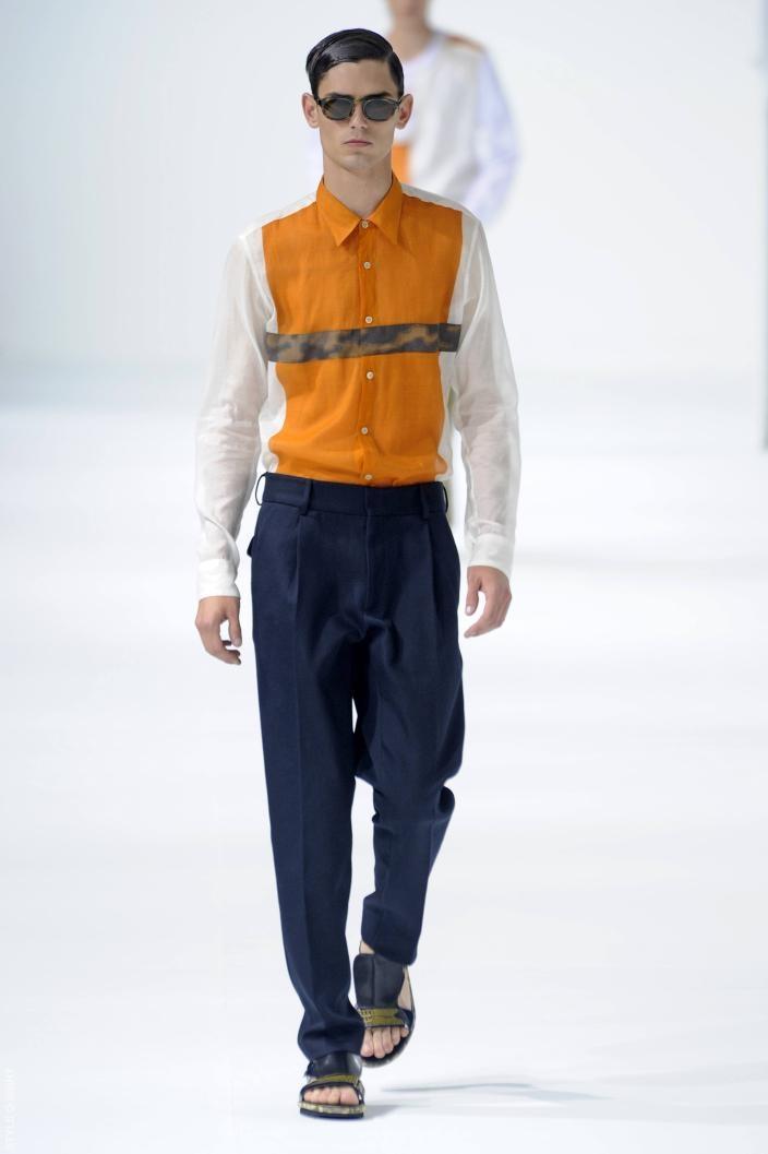 Dries van Noten - Menswear S/S '13