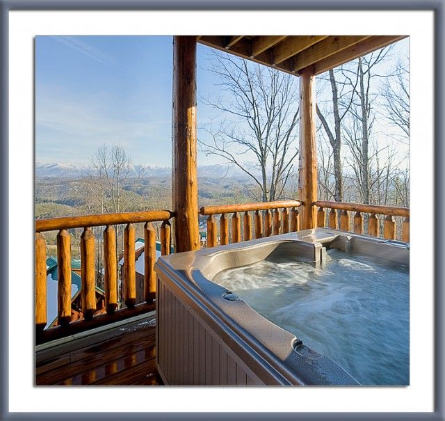 10 best miles away in a smoky mountains cabin images on for Tennessee winter cabins