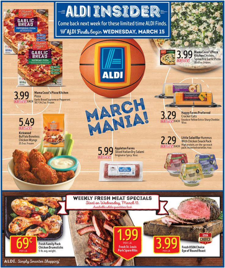 Aldi In Store Ad March 15, 2017 - http://www.olcatalog.com/grocery/aldi-weekly-ad.html