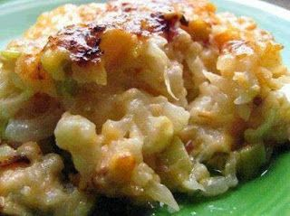 Loaded Cauliflower Casserole best healthy recipes in the world