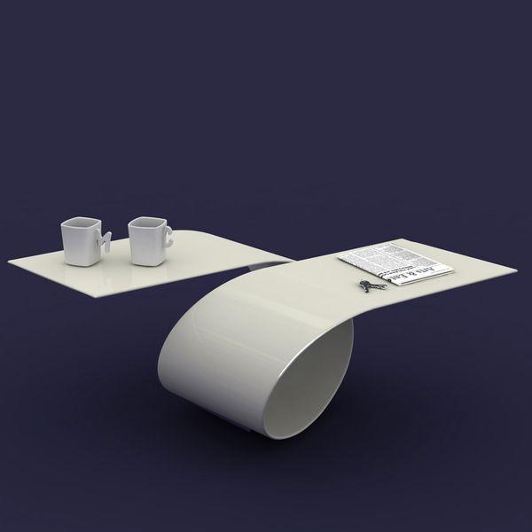 Loop coffee table, Baita Design