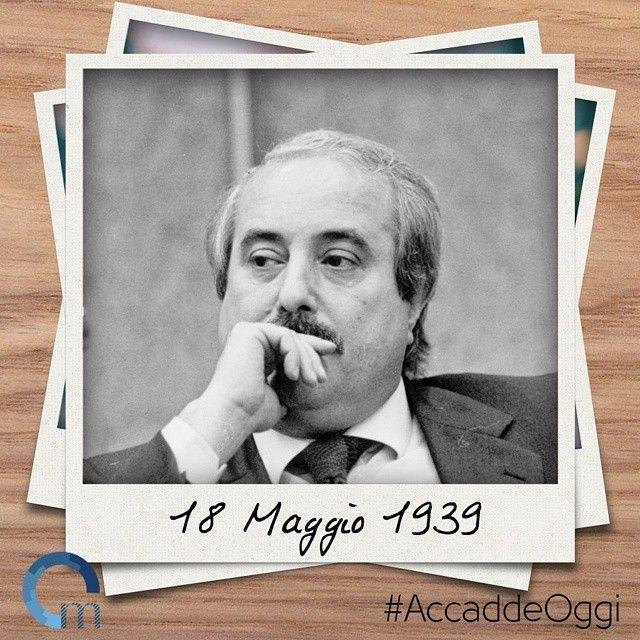Il #18maggio del 1939 nasceva a #Palermo uno degli #eroi della lotta alla #mafia: Giovanni #Falcone