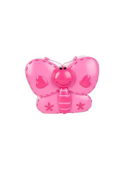 #PumpkinPatchWishlist Pumpkin Patch -  - butterfly money box - S5GF30004 - sachet pink - osfa