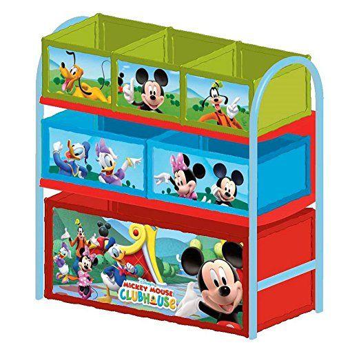 Disney Mickeu Mouse Scaffale Multi Contenitore Portagiochi Delta Children http://www.amazon.it/dp/B00BS87YXE/ref=cm_sw_r_pi_dp_1Hczvb0HE5XAT