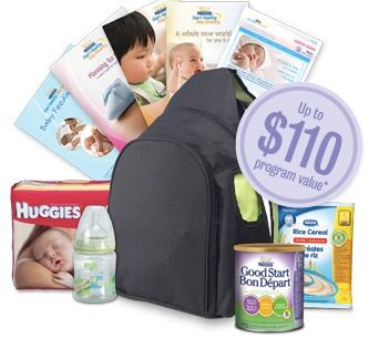 Free Stuff from Nestle Baby