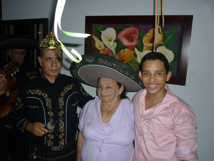 cumple de la abuela