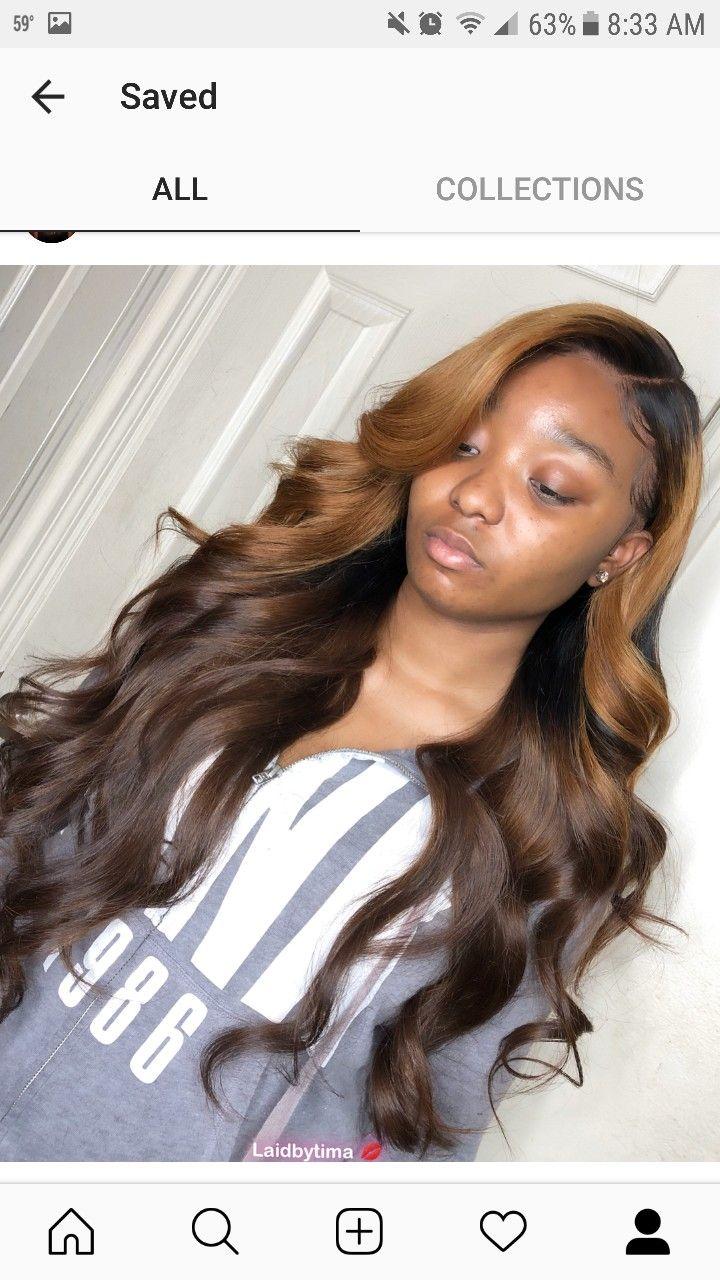 Pin By Mahalia Danielle On 104 Hair Honey Hair Color Dyed Natural Hair Honey Blonde Hair