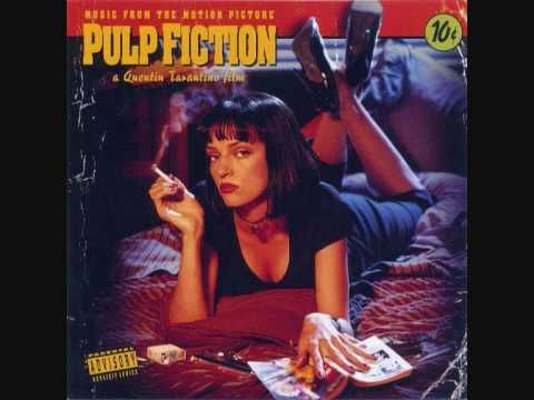 Pulp Fiction Soundtrack - Urge Overkill- Girl, You'll Be A Woman Soon