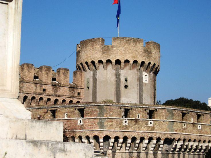 Roma, Castel S. Angelo