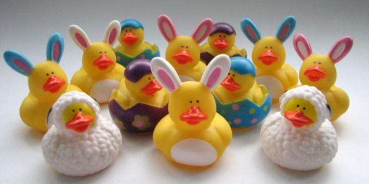 Bunny-ducks!
