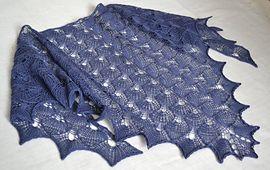 Ravelry: Wings of the Dove pattern by Yulia Zakhlebina