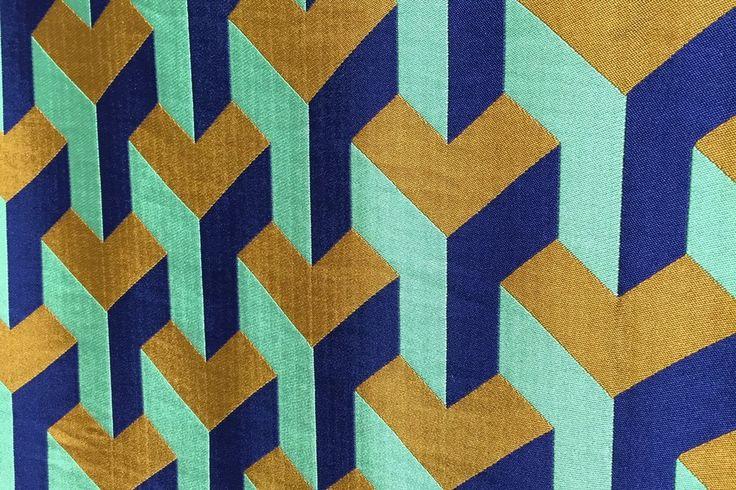 NORDIC KICKS Geometrisk Jacquard - Li Molin