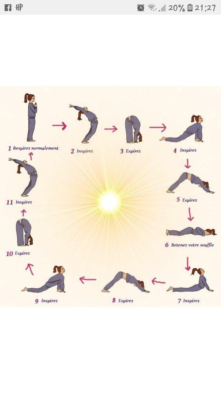 Cours de Yoga Vinyasa : Apprendre la Salutation au Soleil ...