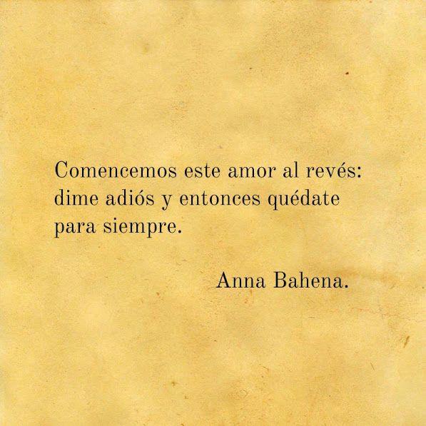 Comencemos Al Reves Mensajes Amor Frases Y Frases De Amor