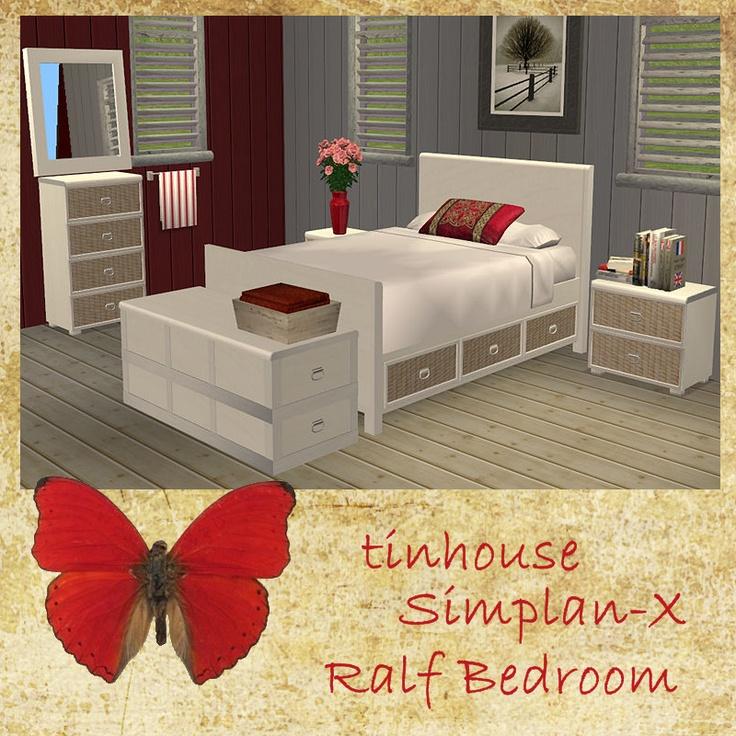 Tinhouse - Tinhouse Recolour SimplanX Ralf Set