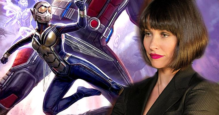 """Ant-Man 2 Star Evangeline Lilly Begins Shooting as the Wasp -- Evangeline Lilly shows off her """"Wasp-ready arms"""" in a new photo before she starts production on Ant-Man and the Wasp. -- http://movieweb.com/ant-man-and-wasp-movie-evangeline-lilly-production-start/"""